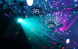 LED Lighting DJ Services McKinney Texas